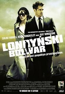 Londyński bulwar (2010)  melodramat  Główny bohater pragnie zerwać z niechlub...