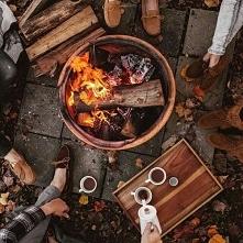Jesień & ognisko