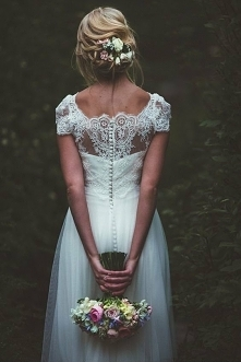 idealna ❤ suknia slubna