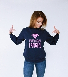 Bluza damska z nadrukiem PR...