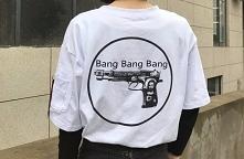 T-shirt unisex Bang wkrótce dostępny...