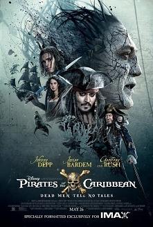 Piraci z Karaibów: Zemsta Salazara (2017) Złowrogi korsarz ucieka z mitycznego więzienia i planuje zgładzić wszystkich piratów na morzach. Aby mu przeszkodzić, Jack Sparrow musi...