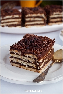 Ciasto czekoladowe bez piec...