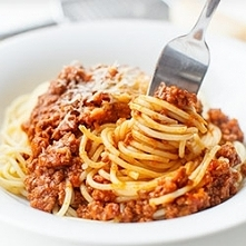 "Spaghetti Bolognese ""Oryginalny włoski przepis na najlepsze spaghetti bo..."