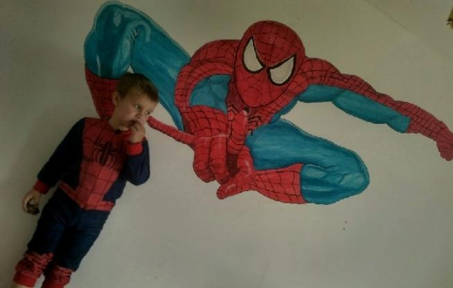 Moje Spider-Many