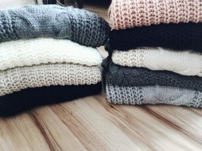 sweterki <3