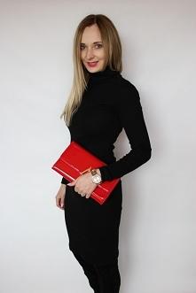 Lakierowana kopertówka doskonale uzupełni elegancki look :) Super cena 59zł!!! wnetubranie.pl