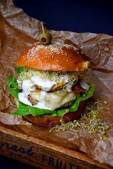 Domowe FIT burgery z indyka. Przepis po kliknięciu w zdjęcie.