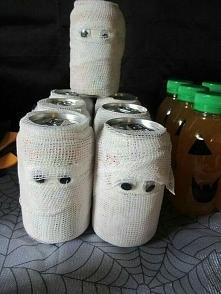 puszki na Halloween