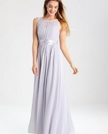 Klasyczny fason długiej sukienki Dorothy Perkins Petite NATALIE.