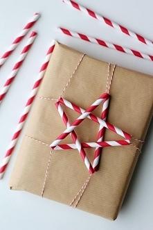 pomysł na zapakowanie prezentów