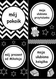 Karty do zdjęć dla dzieci do druku