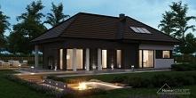 Nowoczesny projekt domu HomeKONCEPT-55