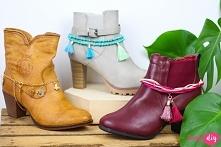 Biżuteria dla butów DIY + r...