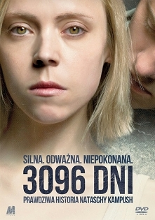 """Film mocny , oparty na faktach , bardzo polecam - Film """"3096"""" oparty jest na prawdziwej historii Nataschy Kampusch, którą to sama opisała w książce """"3096 dni""""..."""