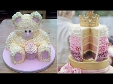 Top 10 Amazing Cakes Decorating Techniques 2017 - Most
