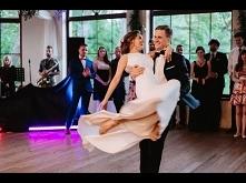 Bardzo ambitny Pierwszy taniec Pary Młodej z niespodziewanym finałem!