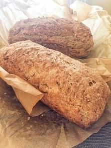 domowy razowy chleb ❤️