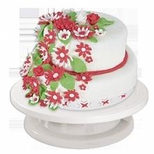 Obrotowy stojak na tort wes...