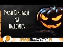 Dekoracje na Halloween - 4 ...