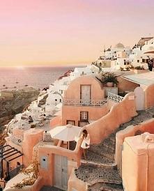Santorini, Grecja <3