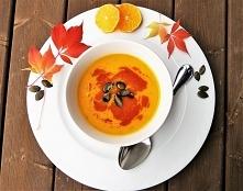 świetna receptura łatwej zupy z dyni, klasyczna wersja, która ma wszystko, cz...