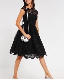 686cc5f36e Piękna koronkowa sukienka Chi Chi London idealna na studniówkę. Do kupienia  n.