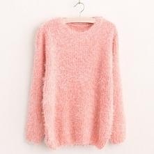 Śliczny dziewczęcy sweter. ...