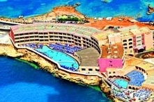 Malta, Melieha 05.11-12.11.2017 1938 zł/os. Paradise Bay Resort 4* Śniadanie ...
