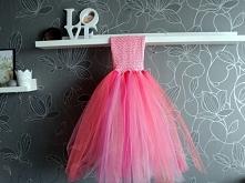 Sukienka Księżniczki DIY, b...
