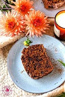 Ciasto dyniowe z czekoladą - Wypieki Beaty