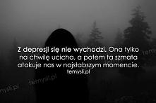 Depresja :((