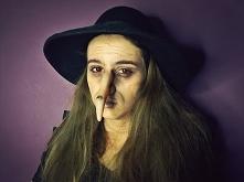 Charakteryzacja halloweenowa, więcej na blogu :D