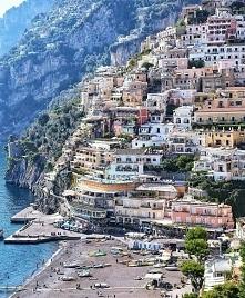 Positano, Włochy.