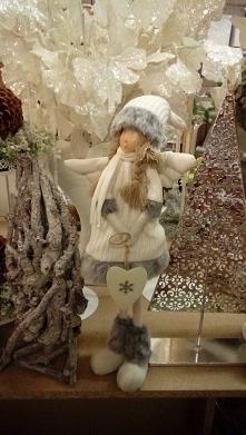 Zimowe dekoracje dostępne na zamówienie.