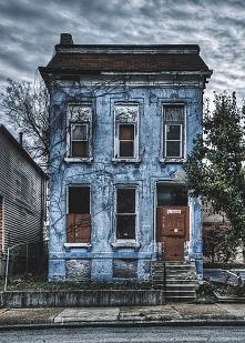 Blue House - North St. Louis