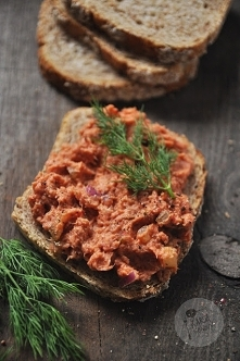 Pomidorowa pasta z makreli