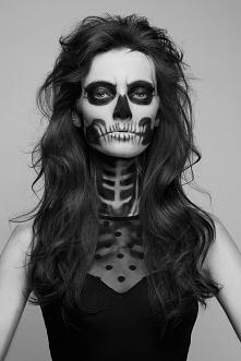 Makijaż na Halloween #halloween #zombie