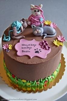 Koci tort