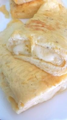 Tortilla de queso-z serem