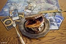 Wiedźmińska kanapka z kurcz...