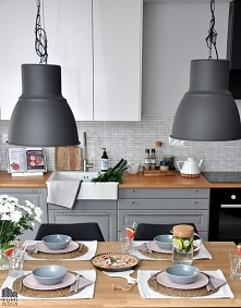 Projekt kuchni by Yumi Design