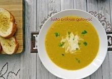 Słodka kukurydziana zupa kr...