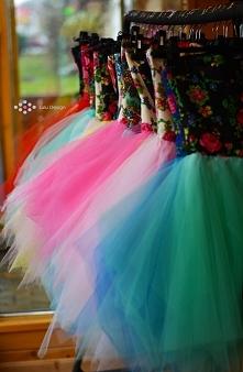 Sukienki z tiulem Lulu Design