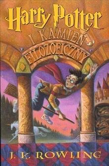 J. K. Rowling - Harry Potter i kamien filozoficzny