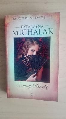 """Katarzyna Michalak """"Czarny Książę"""""""
