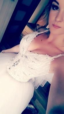 moja suknia ślubna ❤