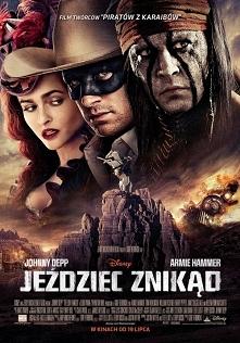 Stróż prawa na Dzikim Zachodzie zakłada maskę i z pomocą Indianina pragnie pomścić śmierć towarzyszy.
