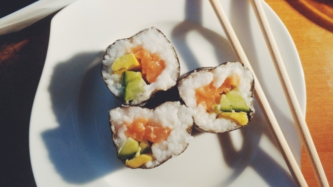 sushi , pycha!