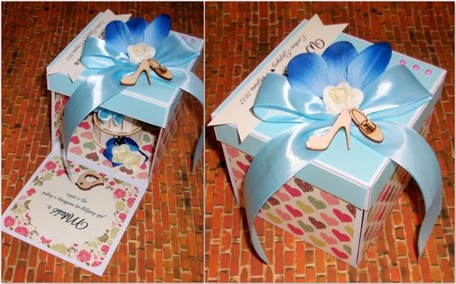 Exploding box na ślub :)  Masz pytania? Chcesz złożyć zamówienie? Pisz! kraina_czarow@interia.pl
